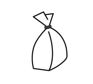 Bun bag