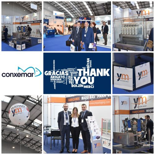YM PACKAGING EN CONXEMAR 2018